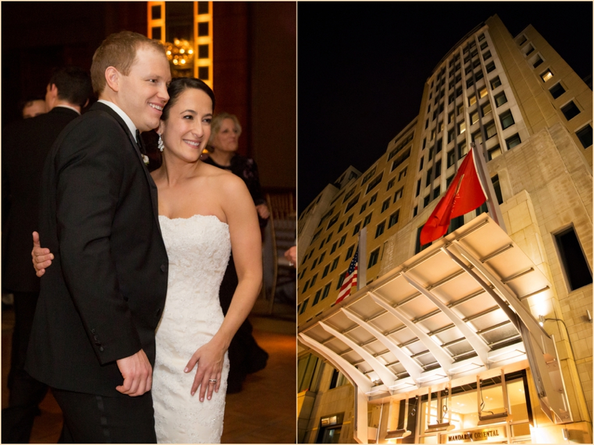 Mandarin Oriental Hotel Boston Winter Wedding 2015 035