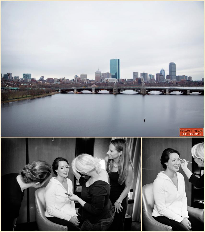 Royal Sonesta Boston Winter Wedding 001