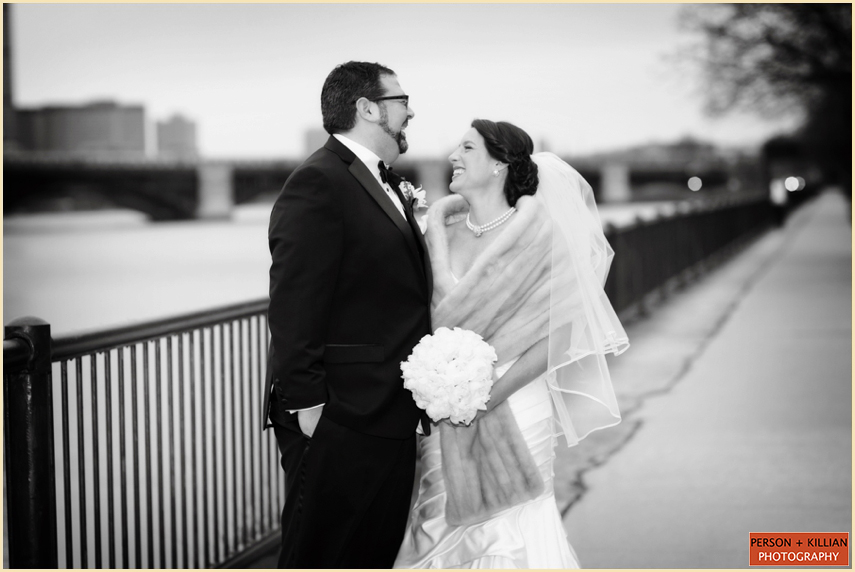 Royal Sonesta Boston Winter Wedding 005