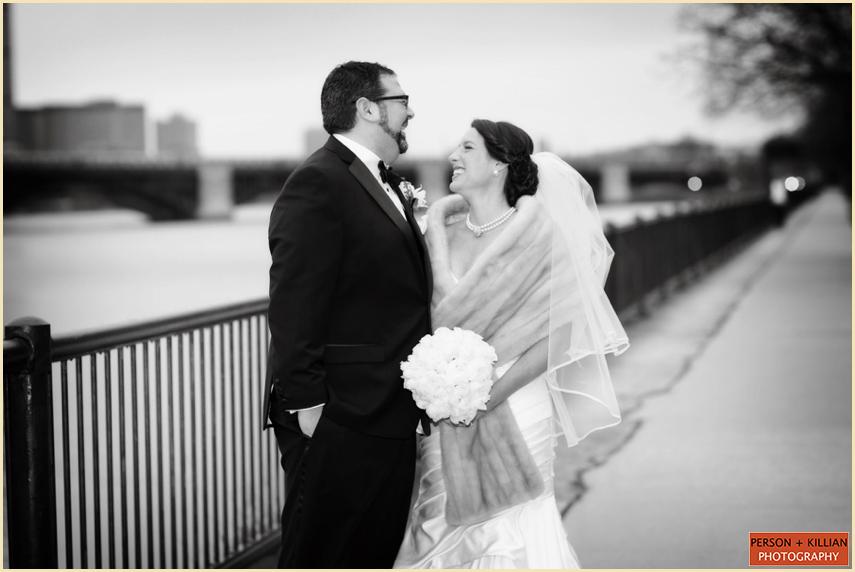 Royal Sonesta Boston Winter Wedding 005