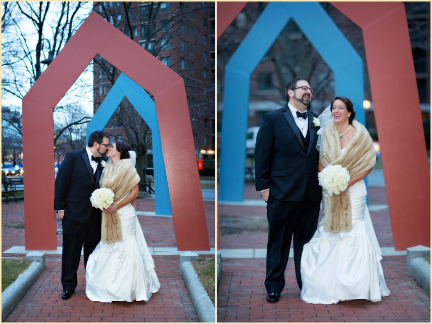 Royal Sonesta Boston Winter Wedding 007