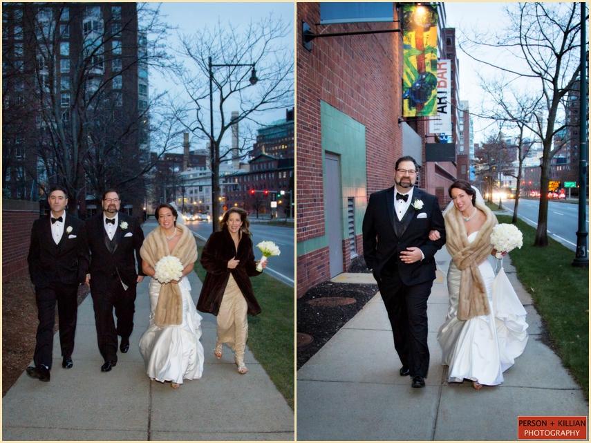 Royal Sonesta Boston Winter Wedding 008