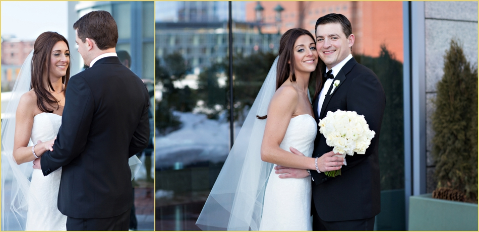 Boston Winter Wedding