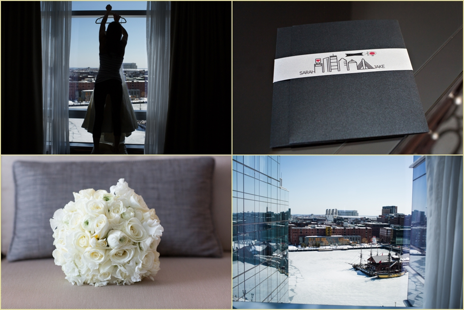 Intercontinental Boston Wedding