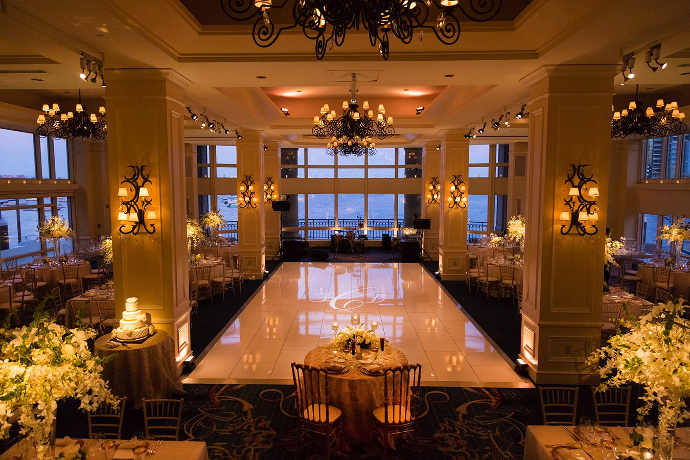 boston harbor hotel weddings