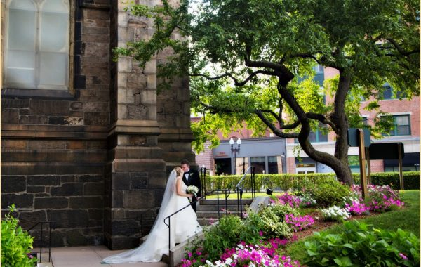 Boston-Chic Westin Copley Place Wedding