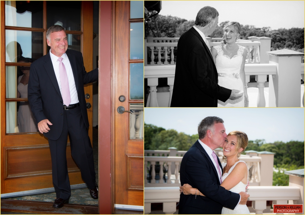 Father of the Bride Photography
