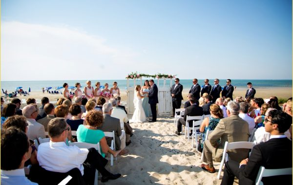 Romantic Cape Cod Wedding at Ocean Edge Resort