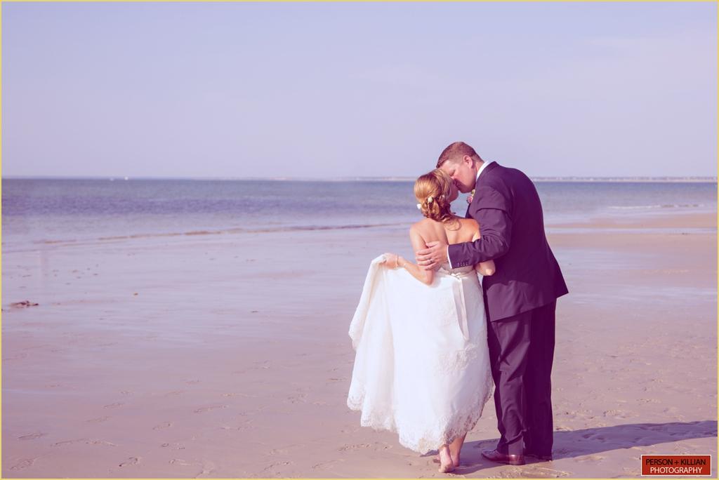 Ocean Wedding Photography