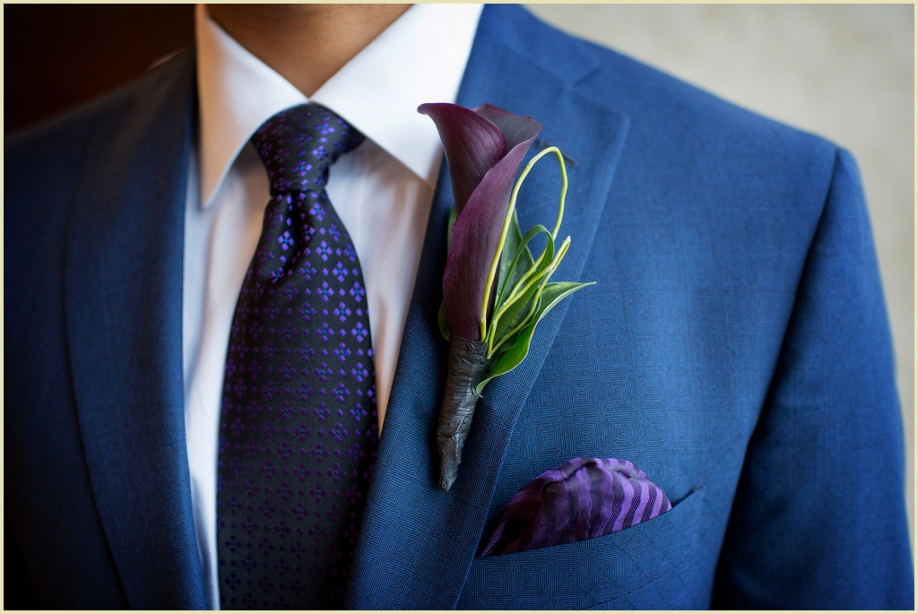Boutonniere by Columbine Floral Design