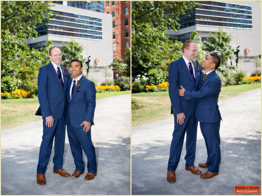 Same Sex Wedding Formal Photography