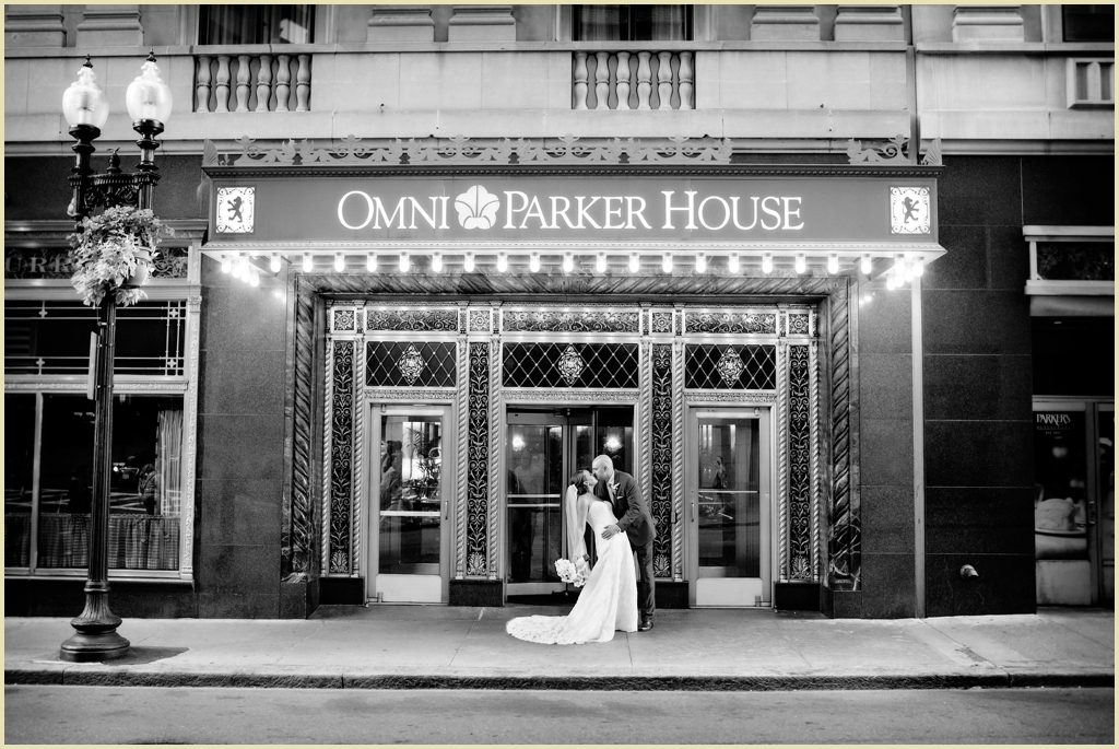 Omni Parker House Boston Wedding CM 025
