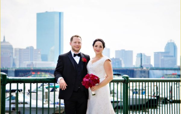 A Beautiful Royal Sonesta Boston Wedding with Carol Silverston