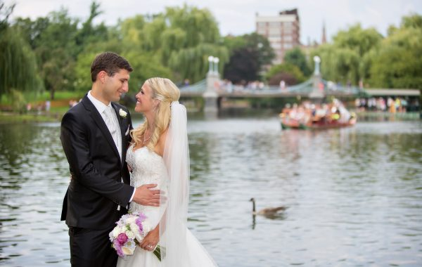 The Four Seasons Hotel Wedding of Kimberly and Daniel