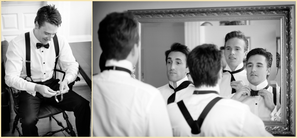 BPL Groomsmen Summer Wedding