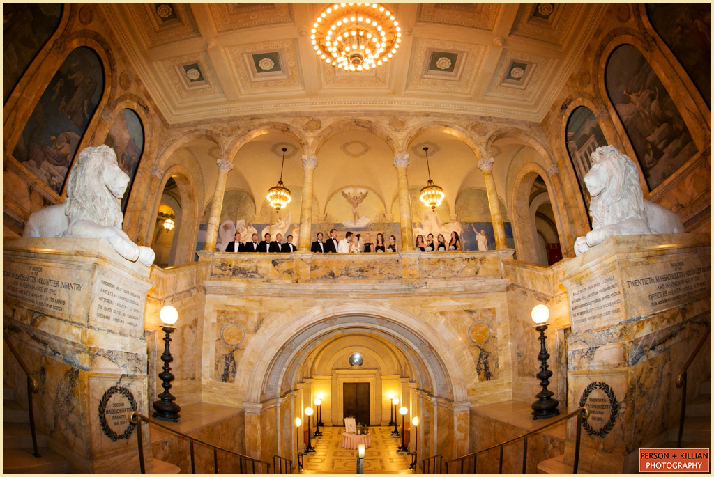 Elegant Boston Wedding Venues