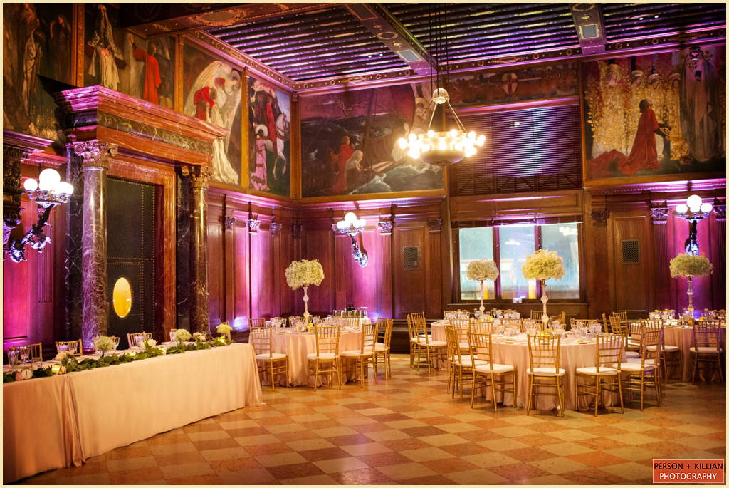Unique Boston Wedding Reception Venues