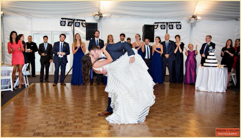 Hyatt Boston Harbor Oceanside Wedding 030