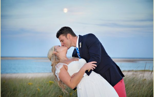 The Nautical  Nuptials of Sara + David at Chatham Bars Inn with SD Events