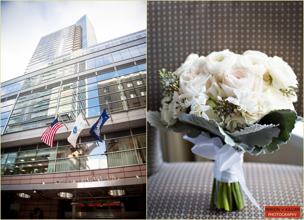 Wedding Day | The Ritz Carlton Boston