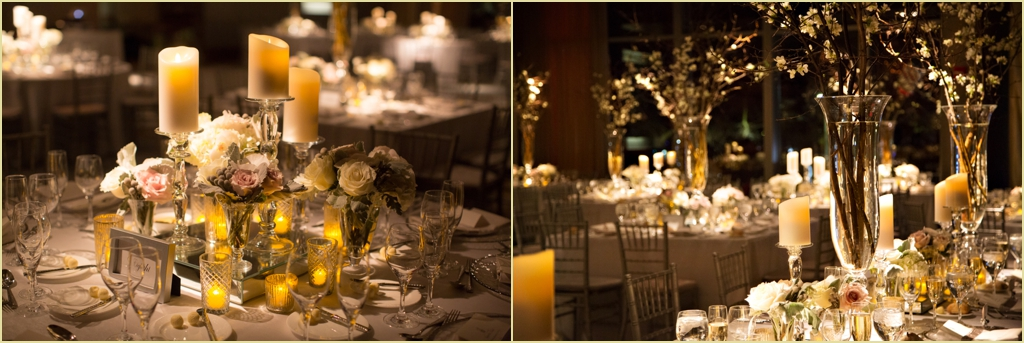 Ritz-Carlton Boston Wedding Table Design