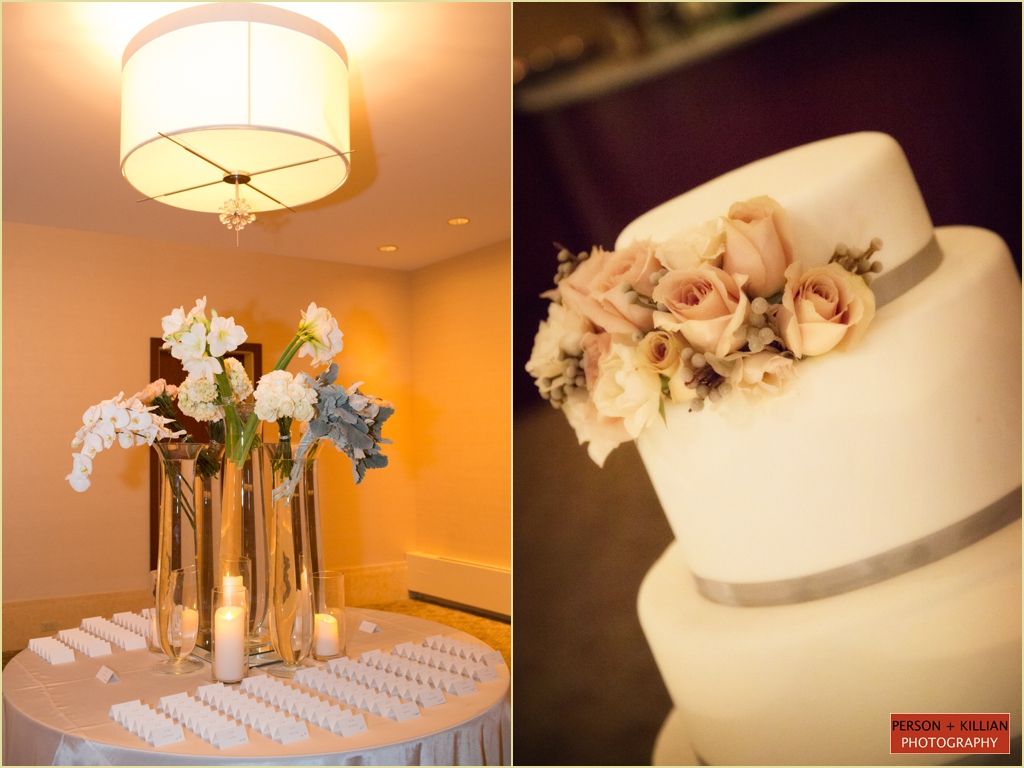 Floral Details at the Ritz-Carlton Boston