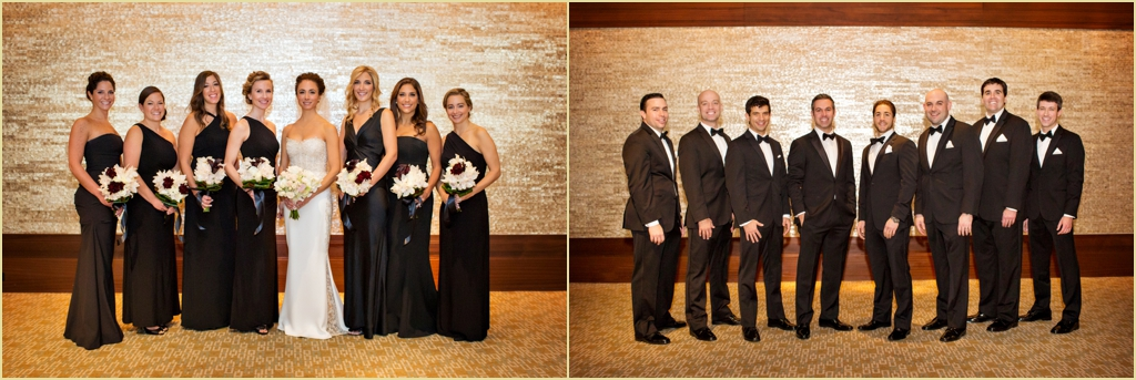 Ritz-Carlton Boston -Bridal Party Formals