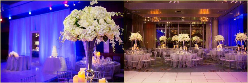 Reception Design, Ritz-Carlton Boston