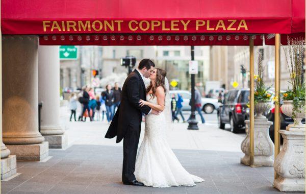 Fairmont Copley Plaza | 2015 Boston Venue Spotlight!