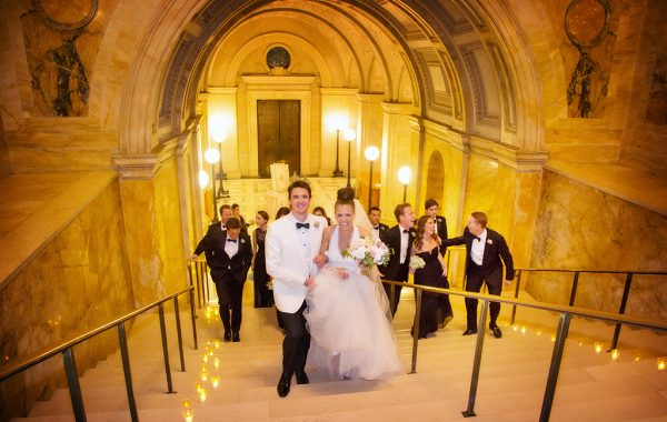 Boston Public Library with The Catered Affair | 2015 Boston Venue Spotlight!