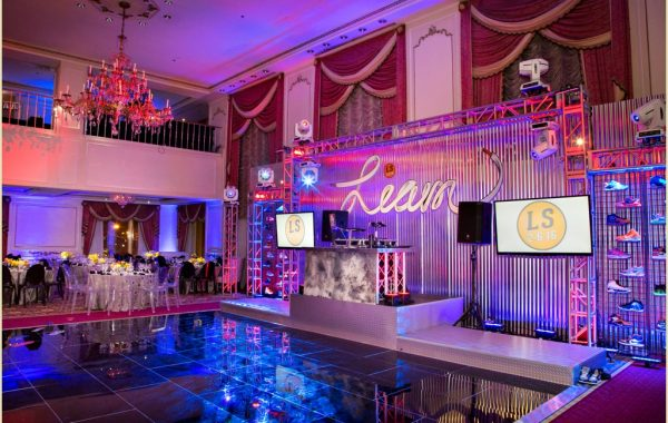 Boston Bar Mitzvah at Taj Boston with Janie Haas Events
