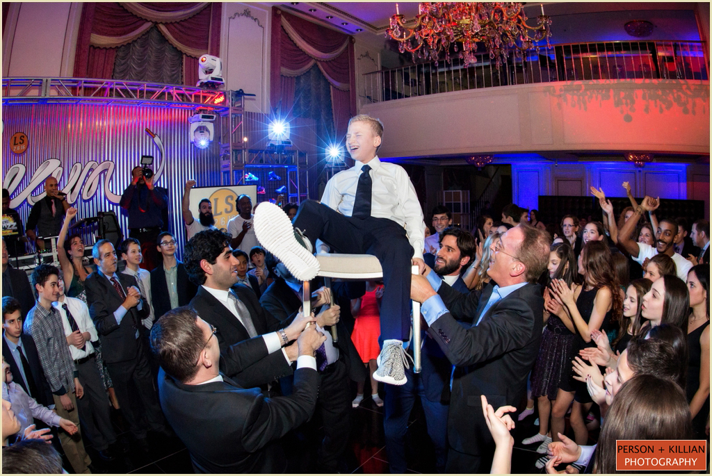 Taj Boston Bar Mitzvah Photography 16