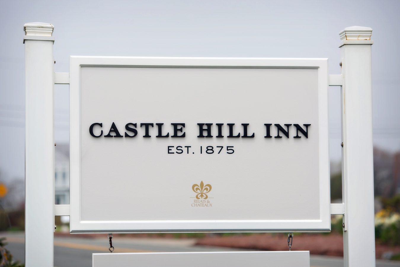 Castle Hill Inn logo