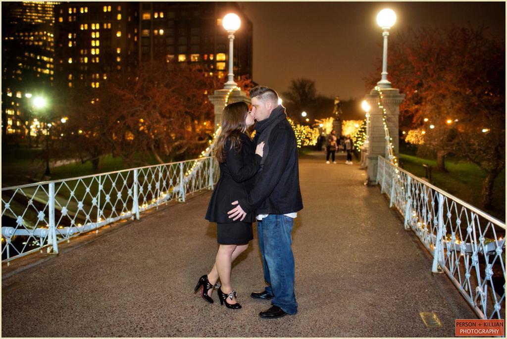 Boston Engagement Photographs 15