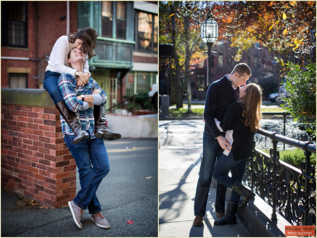 Boston Engagement Photographs 06