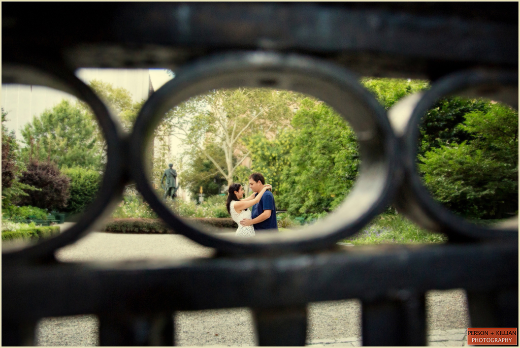 New York City Destination Engagement Photography