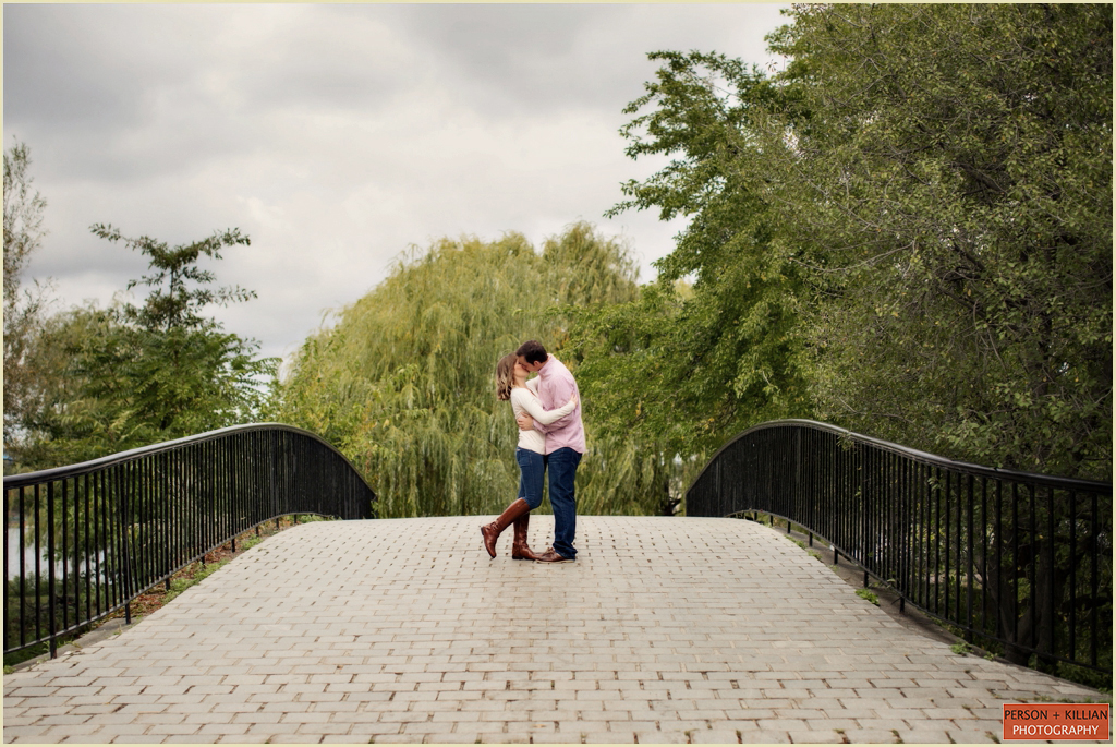 Boston Engagement Photographs 11