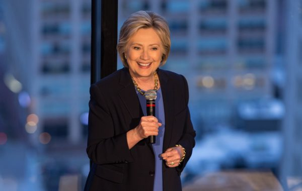 Boston Photographers Photograph Hillary Clinton