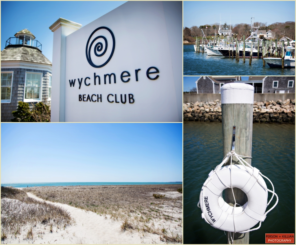 Cape Cod Wedding Photography At Wychmere