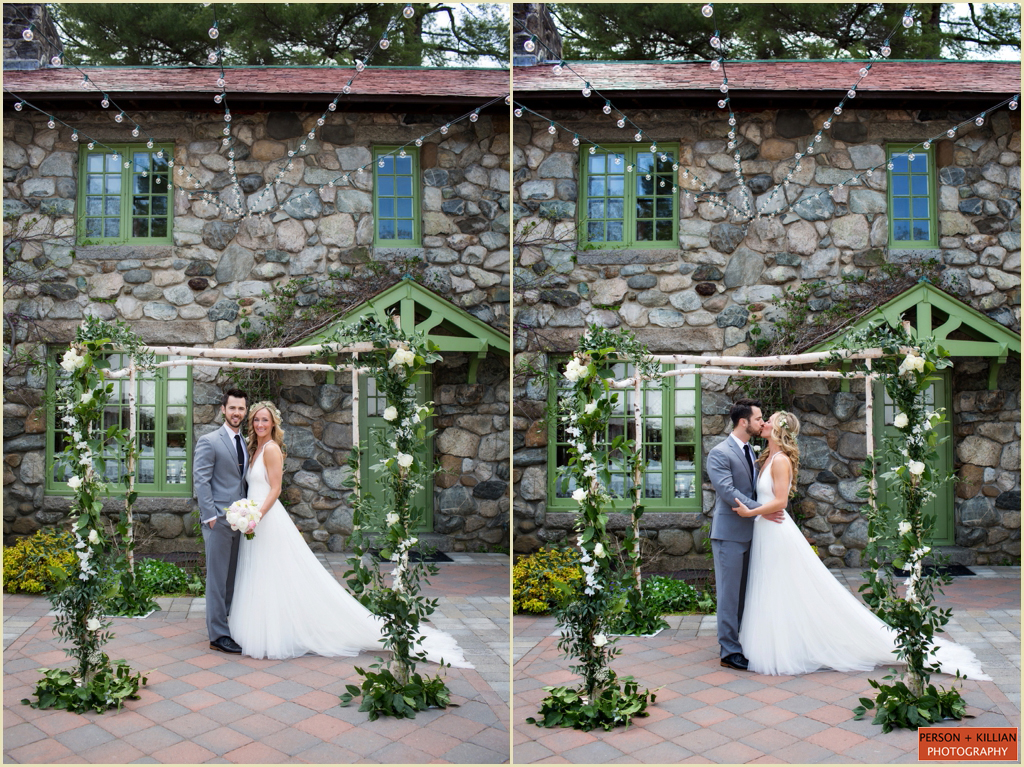 Willowdale Estate New England Tented Wedding 011