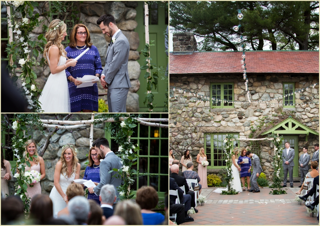 Willowdale Estate New England Tented Wedding 019