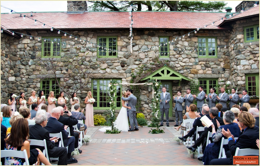 Willowdale Estate New England Tented Wedding 020