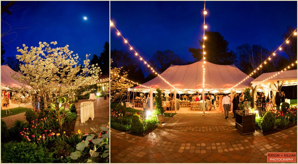 Willowdale Estate New England Tented Wedding 030