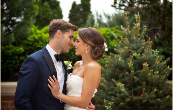 Boston Harbor Hotel Elegant Spring Wedding