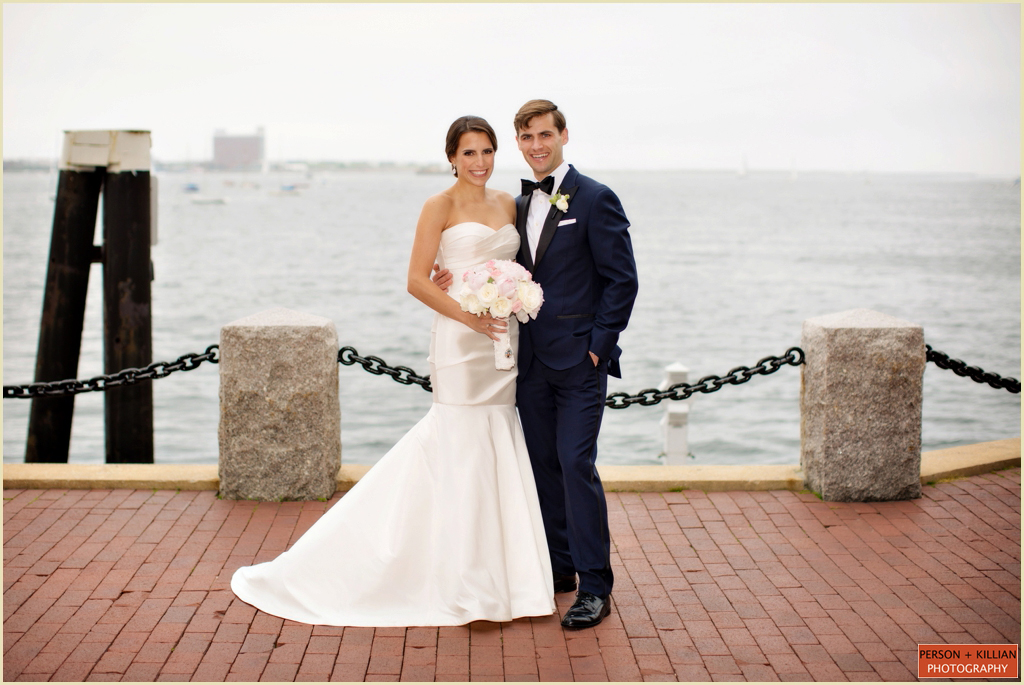 Boston Harbor Hotel Wedding CM 007