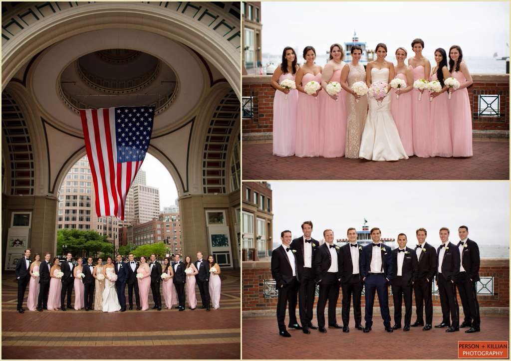 Boston Harbor Hotel Wedding CM 011