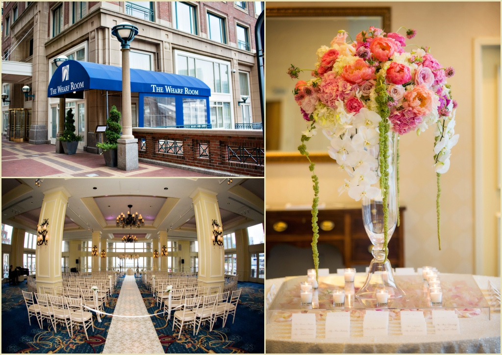 Boston Harbor Hotel Wedding CM 014