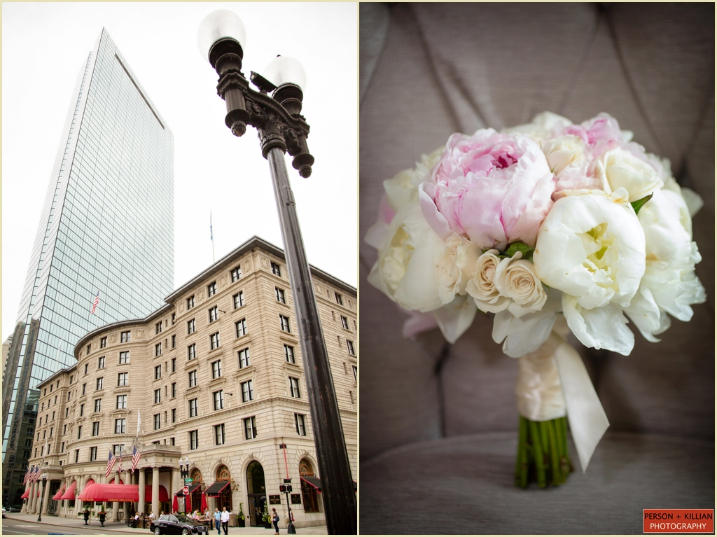 Fairmont Copley Plaza Boston Wedding SP 001