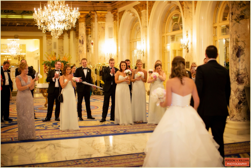 Fairmont Copley Plaza Boston Wedding SP 009
