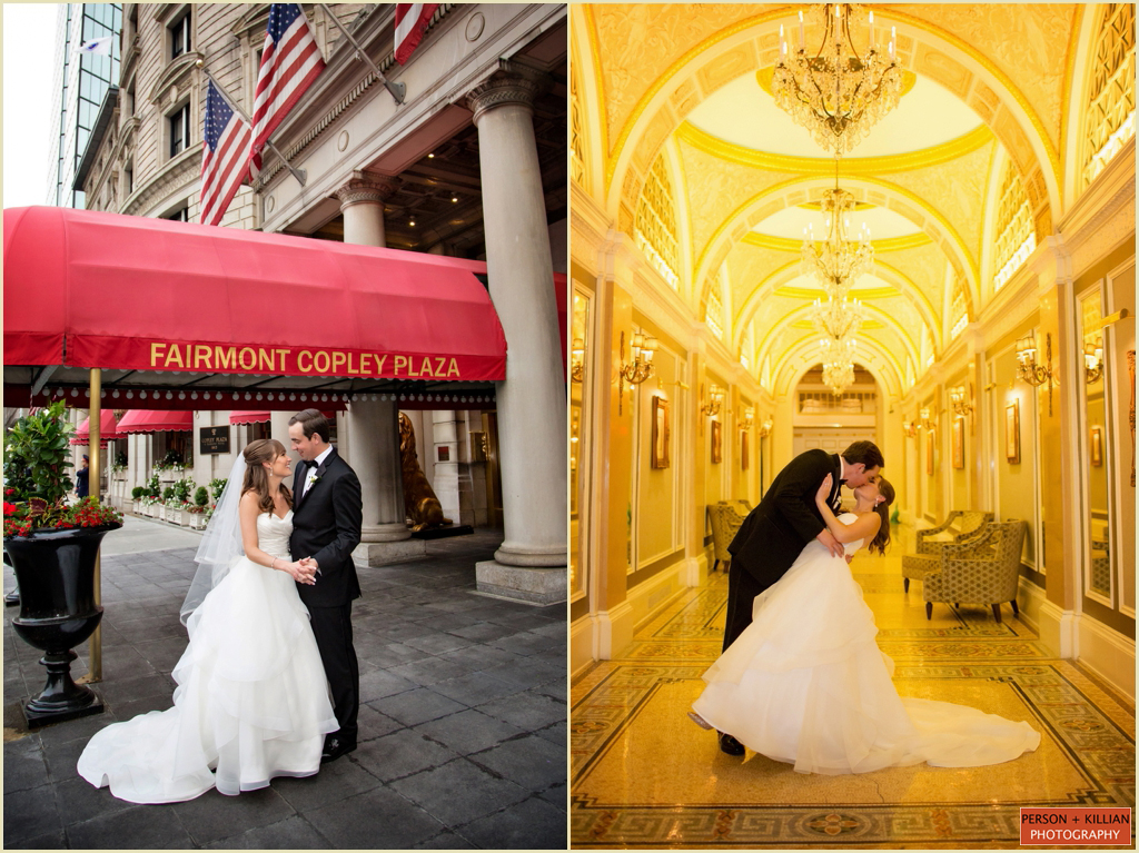 Fairmont Copley Plaza Boston Wedding SP 023